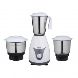 Mixer Grinder With 3 Jars 550 W