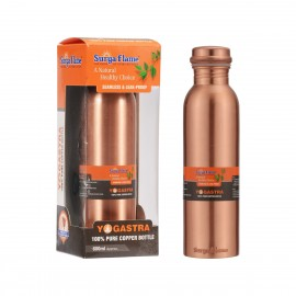 YOGASTRA COPPER BOTTLE : 600 ML
