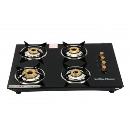 SF 4B HOB-TOP BLK NA